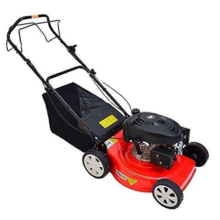 Racing rac4640pl-a cortacésped térmico con tracción (135 cm³ con copa 46 cm rojo: Amazon.es: Bricolaje y herramientas