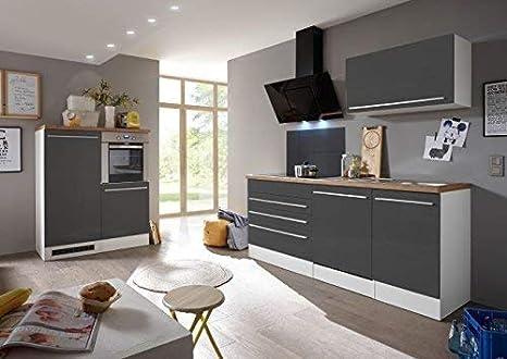 RESPEKTA Premium BLOCCO cucina angolo cottura cucina incasso ...
