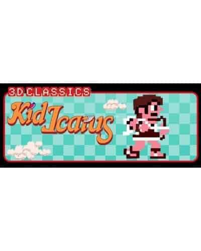 Amazon com: 3D Classics: Kid Icarus - 3DS [Digital Code]: Video Games