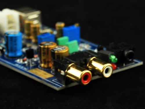 Muse DA10 PCM2704 Mini USB DAC digital decodificador amplificador de auriculares + Adaptador (muse-da10): Amazon.es: Electrónica