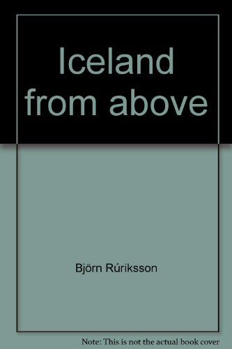 9979562005 - Bjorn Ruriksson: Iceland from above - Book