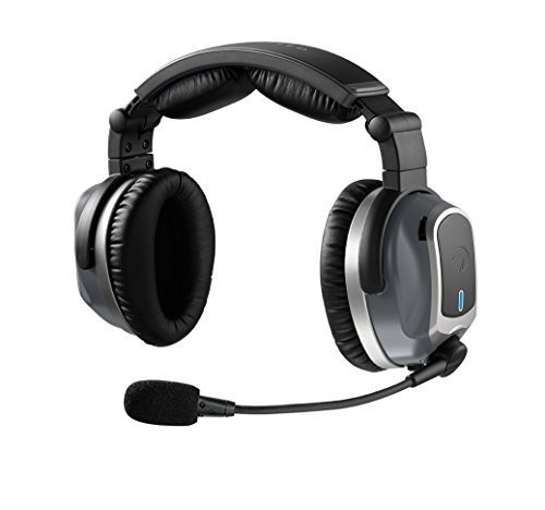 Lightspeed Tango Wireless Aviation Headset - Helicopter U174 (U174 Plug)