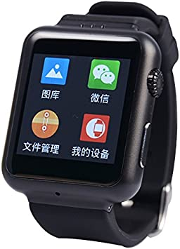 Amazon.com: IDEAL MTK6572 Smart Watch Webcam 3G WCDMA WiFi ...