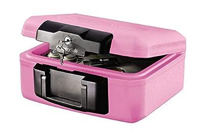 SentrySafe 1200PK Fire Chest, Pink