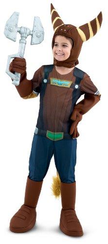 Ratchet Clank Costume (Ratchet & Clank - Ratchet Child Costume (Small))