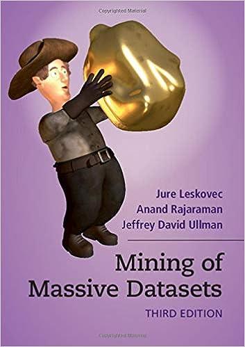mining massive datasets stanford