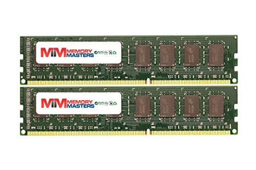 2GB (2x1GB) DDR-333MHz PC-2700 Non-ECC UDIMM 2Rx8 2.5V Unbuffered Memory for Desktop PC
