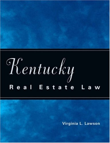 Kentucky Real Estate Law