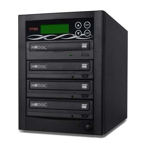 Bestduplicator BD-SMG-3T 3 Target 24x SATA DVD Duplicator with Built-In M-Disc Support Burner (1 to 3) by BestDuplicator (Image #1)