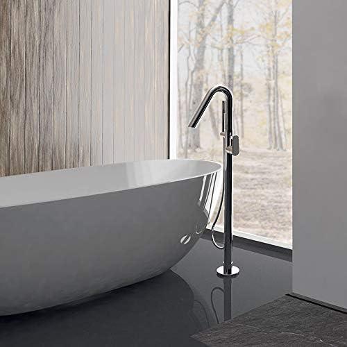 Ramón Soler 3685MO Monomando de columna para baño con equipo de ...