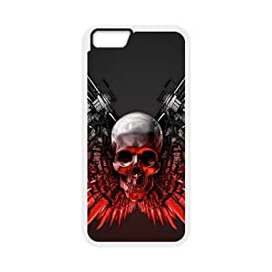 iPhone 6 4.7 Inch Cell Phone Case White The Expendables Weapons Xilzo