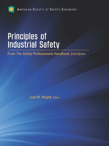 Principles of Industrial Safety