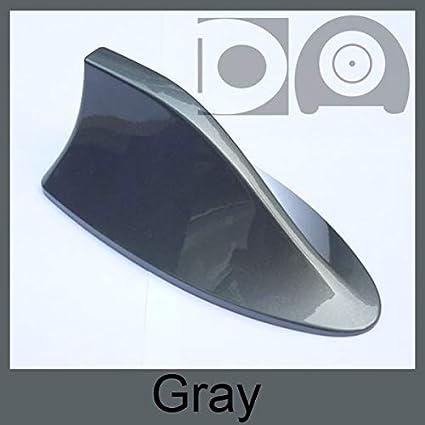 Color: White Aerials Shark Fin Antenna Special Car Radio Aerials Auto Antenna Signal for Nissan Kicks