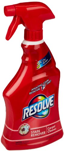 Authentic Resolve Carpet Cleaner With Triple Oxi Action