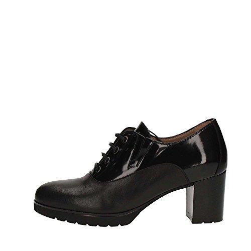 Melluso L5035 Zapatos de Tacón Mujer Negro