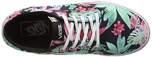 Vans Winston - Zapatillas Mujer Multicolor (tropical Floral/black/white)