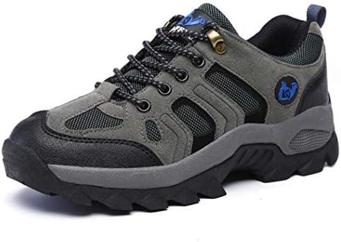 アウトドアシューズ ハイキング メンズ レディース 通気 登山 グレー毛入れ 29.0cm 軽量 スポーツシューズ 靴 大きいサイズ ローカット トレッキング スニーカー 男性 厚底 幅広 運動 防滑 登山靴 ウォーキング クライミングシューズ