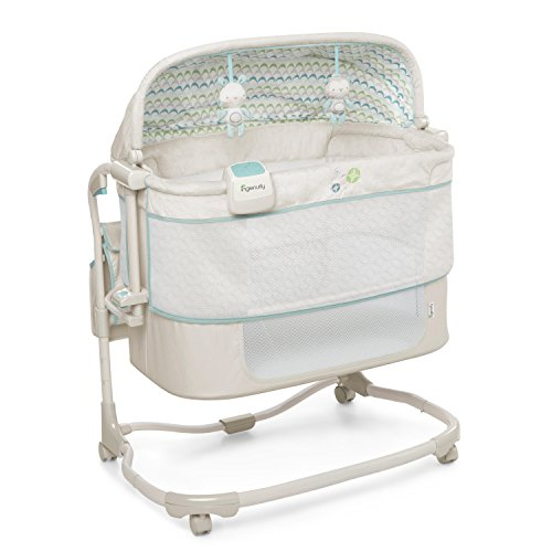 Fantastic Deal! Ingenuity Dream & Grow Bedside Bassinet Deluxe - Blakely