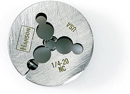 for Tap Die Extraction Hanson 4044 Die 1//2-13 NC 1-1//2 Rd Adj