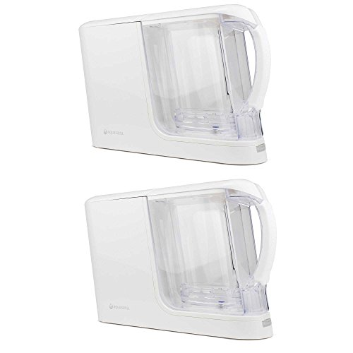 Aquasana AQ-CWM-P-W Clean Water Machine (White) 2 Pack by Aquasana