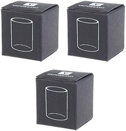 Vaporesso Veco One Plus - Tanque de cristal de repuesto (3 unidades)