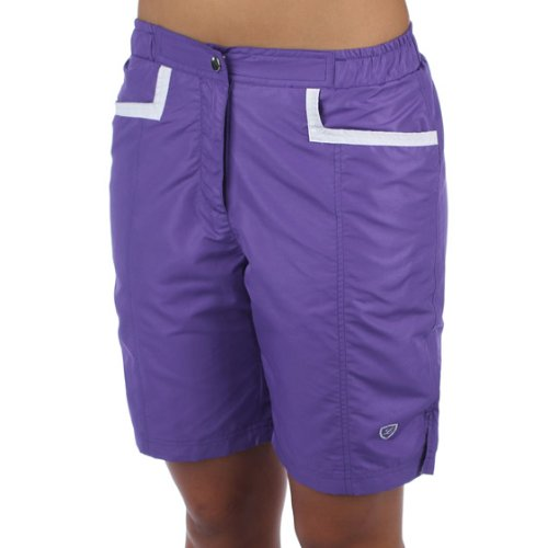Limited Sports Damen Tennis Bermuda Lila Größe M