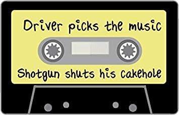 Supernatural Photo Quality Magnet TV Series Driver Picks the Music...