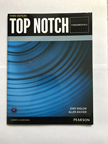 Top Notch Fundamentals (3rd Edition)