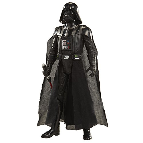 "Star Wars Big Figs Deluxe 20"" Darth Vader Action Figure with Lightsaber"