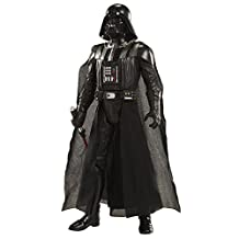 STAR WARS Big Figs Deluxe 20-Inch Darth Vader Action Figure with Lightsaber