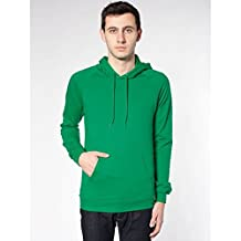 American Apparel Unisex California Fleece Pullover Hoodie/Jumper