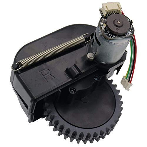 Gulakey ILifeのV3SプロV5sプロV50のV55ロボット掃除機ホイールモータの場合、右の車輪ロボット掃除機の部品アクセサリー