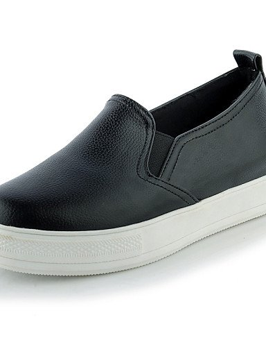 ZQ gyht Zapatos de mujer - Plataforma - Plataforma / Punta Redonda / Creepers - Mocasines