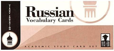 russian grammar quickstudy academic outline