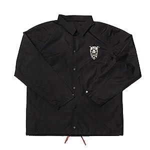 Dirty Pig Bandana Patch Coach's Jacket