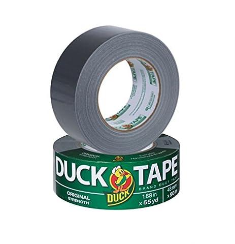 Duck Brand Original Strength Duct Tape 165' L x 1.88