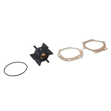 Wasserpumpenlaufradsatz für Johnson 09 810B 810B Jabsco 653 0001