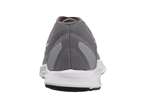 Nike Wmns Downshifter 7 Wide, Zapatillas de Trail Running Para Mujer, Gris (Cool Grey/Lava Glow/Dark Grey/White 001), 42.5 EU