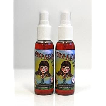 V Spec Liquid-CF-2pk La Chicca Fresita Liquid Automotive Air Freshener Spray, Strawberry