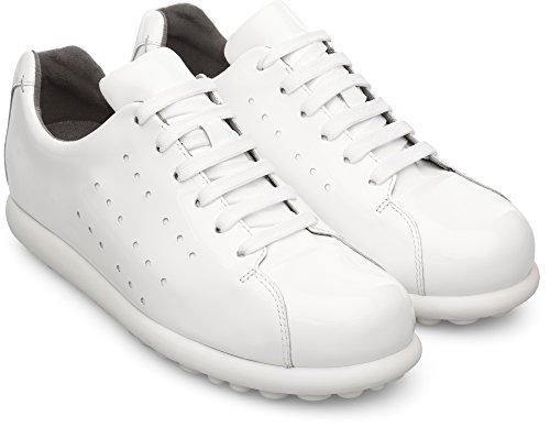 Camper Pelotas K200038-020 Zapatos planos Mujer Blanco