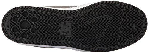 Dc Mens Astor Skateboarden Schoen Grijs / Rood / Wit