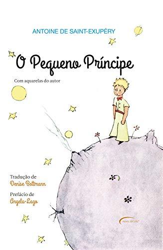O Pequeno príncipe por [Exupéry, Antoine de Saint]