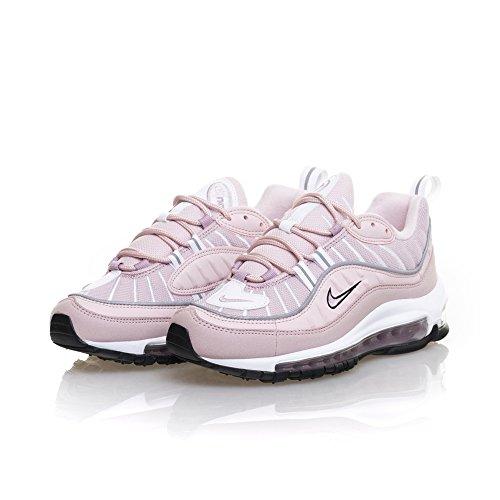 32825a67d2cf Nike Chaussures Femme Baskets AIR Max 98 en Tissu Rose AH6799-600   Amazon.fr  Chaussures et Sacs