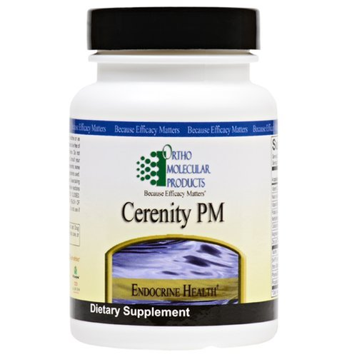 Ortho Molecular Products Cerenity PM Capsules, 120 Count by Ortho Molecular