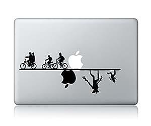 Stranger Things (v1) Apple Macbook Laptop Vinyl Sticker Decal skin