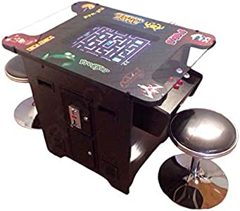 NEW TABLETOP COCKTAIL ARCADE MACHINE SAMSUNG DISPLAY 2 YR WARRANTY FREE DELIVERY