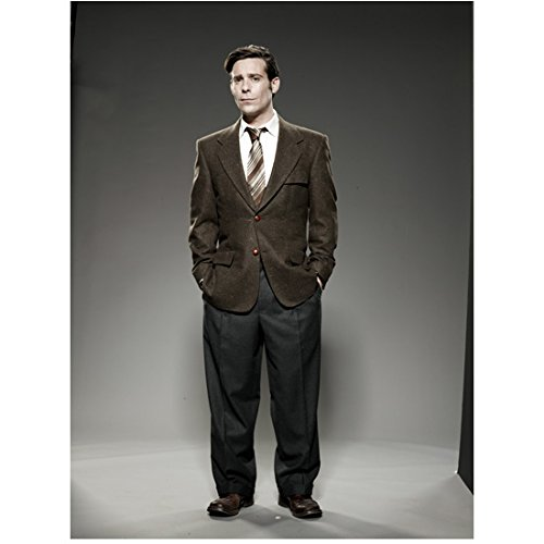 - Eureka James Callis Promo Pose Hands in Pockets Head to Side 8 x 10 Inch Photo