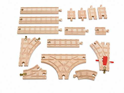 Fisher-Price-Thomas-the-Train-Wooden-Railway-Figure-8-Expansion-Pack