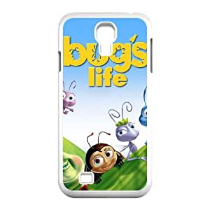 Bugs Life Samsung Galaxy S4 9500 Cell Phone Case White Zegj