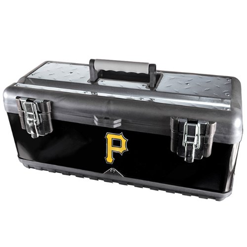 MLB Pittsburgh Pirates Heavy Duty Steel Toolbox Review